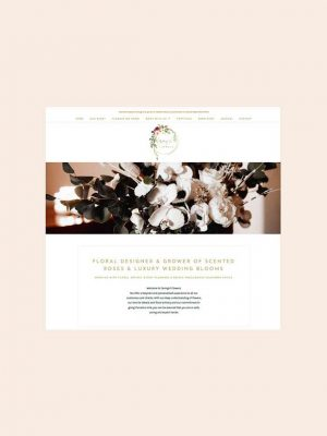 Farmgirl Flowers website mobile