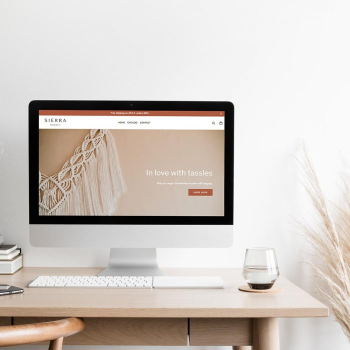 Sierra Market Portfolio page